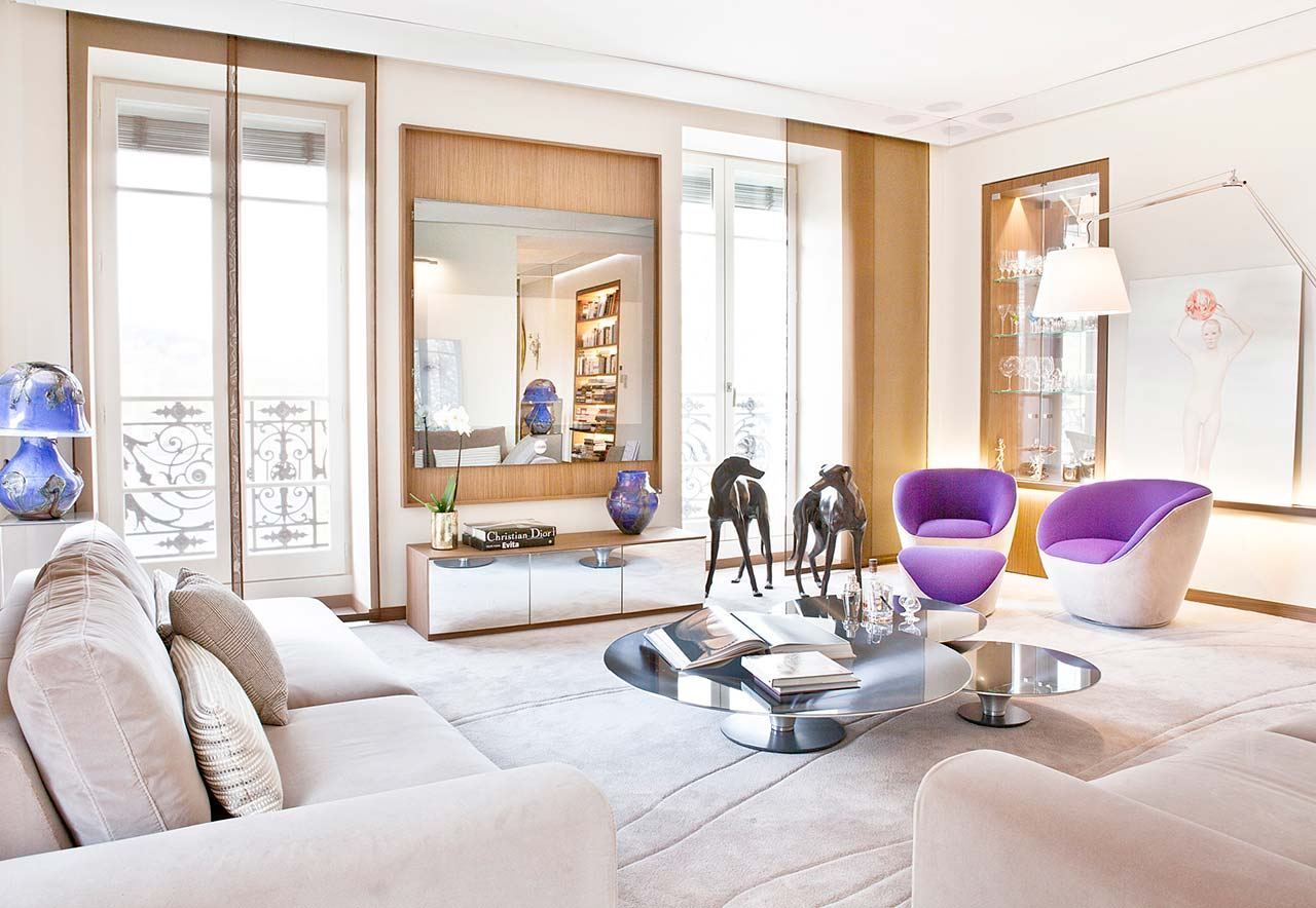 Appartement Duplex - Lyon020