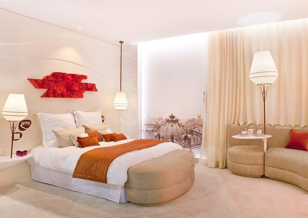 Equip'Hôtel Senses Room 5*002