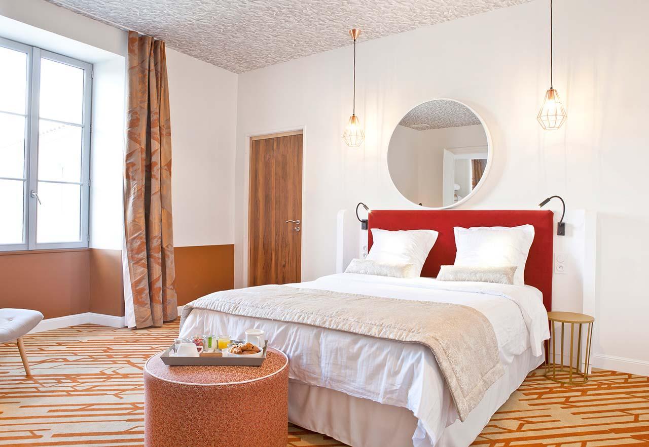 Hôtel de Charme Le Saint Gelais 4*039