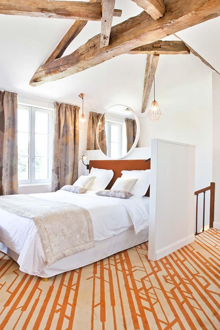 Hôtel de Charme Le Saint Gelais 4*054