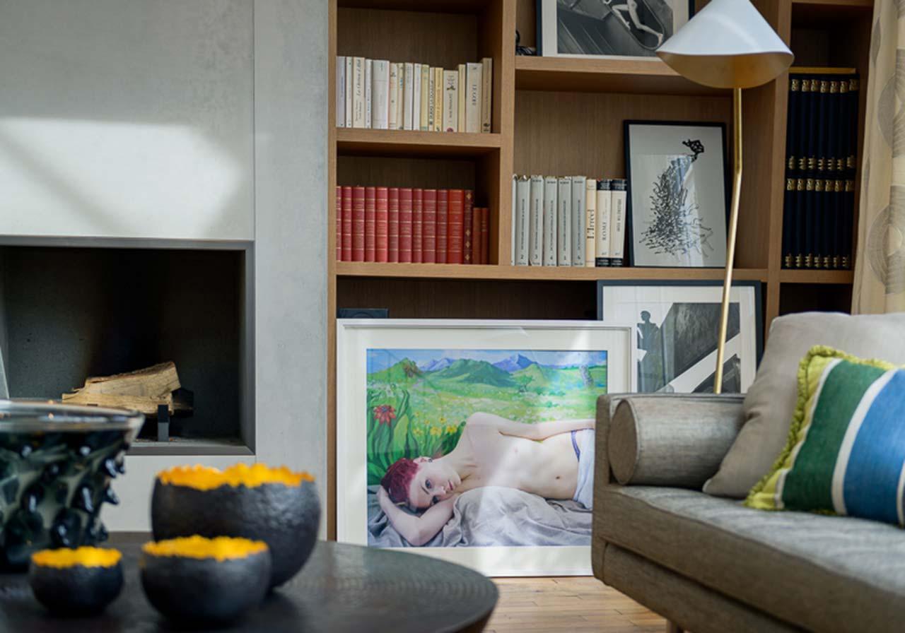 Atelier d'Artiste, Rue de Cicé009