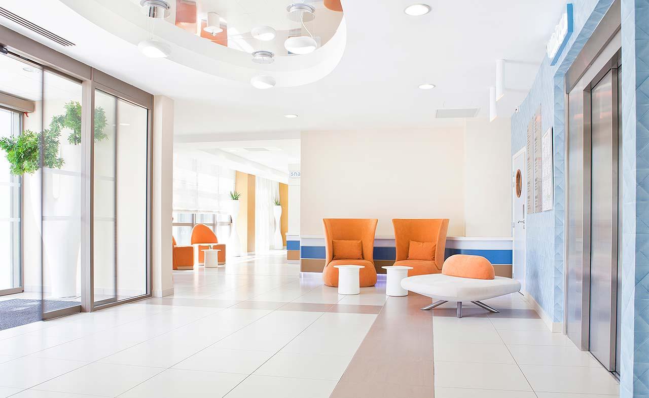 Corian, Clinique Les Lilas002