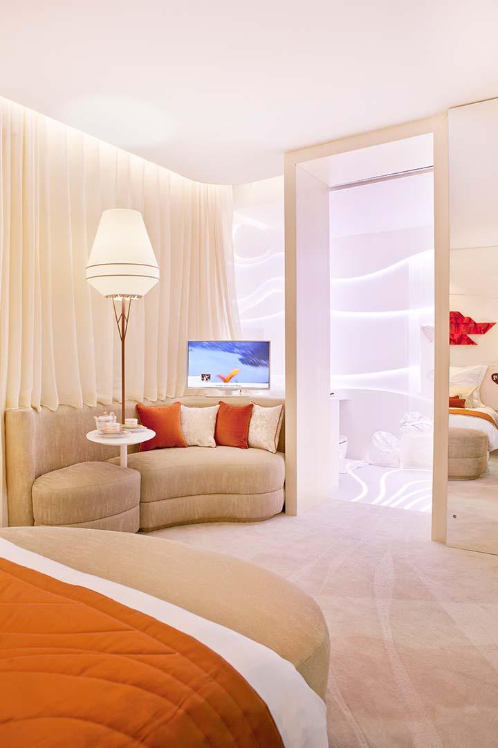 Equip'Hôtel Senses Room 5*007