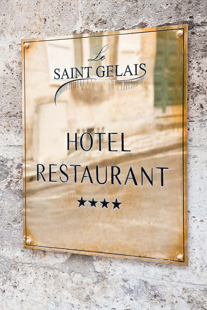 Hôtel de Charme Le Saint Gelais 4*002