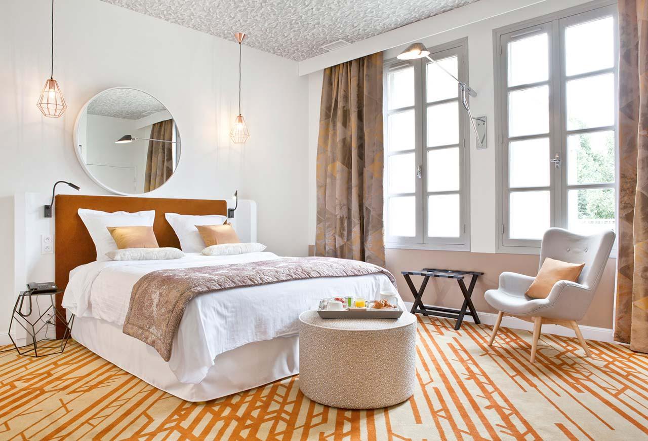 Hôtel de Charme Le Saint Gelais 4*025
