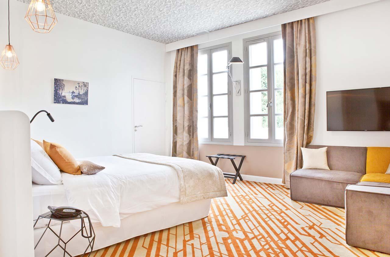 Hôtel de Charme Le Saint Gelais 4*027