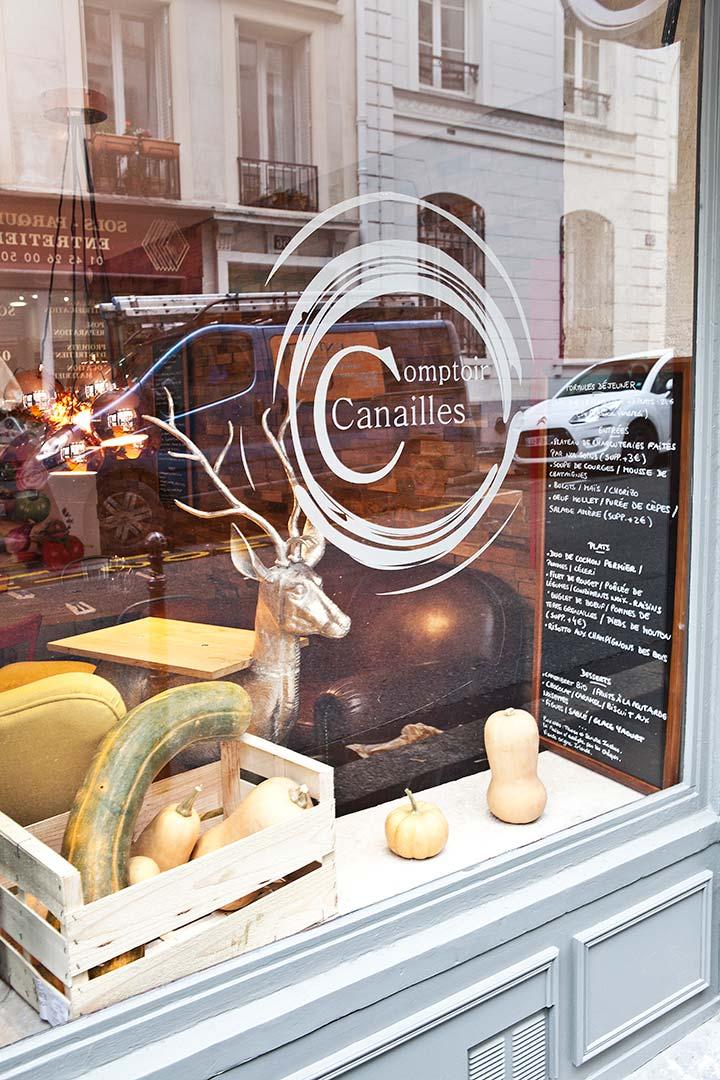 Restaurant Comptoir des Canailles002